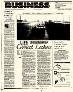 Syracuse Post Standard, April 08, 1991, Page 13