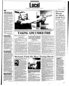 Syracuse Post Standard, March 13, 1996, Page 95