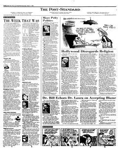 Syracuse Post Standard, May 31, 1997, Page 100