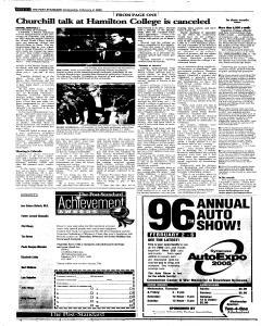 Syracuse Post Standard, February 02, 2005, Page 100