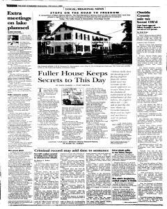 Syracuse Post Standard, February 02, 2005, Page 112