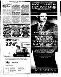 Syracuse Post Standard, February 02, 2005, Page 87