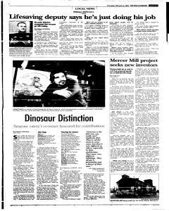 Syracuse Post Standard, February 03, 2005, Page 21