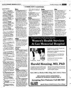 Syracuse Post Standard, February 03, 2005, Page 377