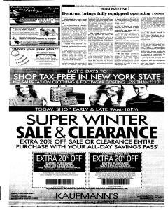 Syracuse Post Standard, February 04, 2005, Page 12