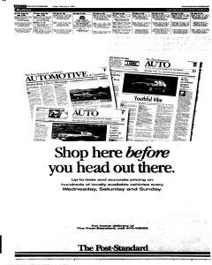Syracuse Post Standard, February 04, 2005, Page 46