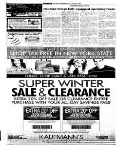 Syracuse Post Standard, February 04, 2005, Page 104