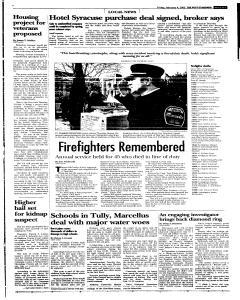 Syracuse Post Standard, February 04, 2005, Page 15