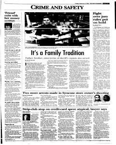 Syracuse Post Standard, February 04, 2005, Page 19
