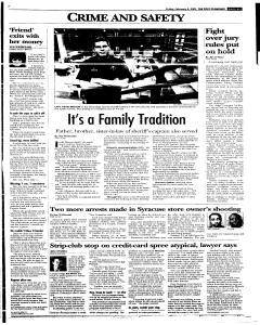 Syracuse Post Standard, February 04, 2005, Page 91