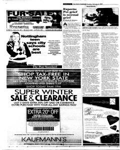 Syracuse Post Standard, February 06, 2005, Page 18