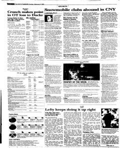 Syracuse Post Standard, February 06, 2005, Page 28