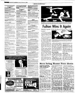 Syracuse Post Standard, February 06, 2005, Page 30