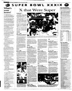 Syracuse Post Standard, February 06, 2005, Page 43