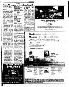 Syracuse Post Standard, February 06, 2005, Page 15
