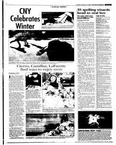 Syracuse Post Standard, February 06, 2005, Page 275