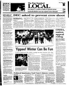 Syracuse Post Standard, February 06, 2005, Page 295
