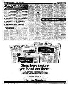 Syracuse Post Standard, February 07, 2005, Page 36