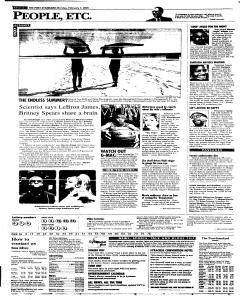 Syracuse Post Standard, February 07, 2005, Page 59