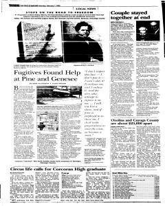 Syracuse Post Standard, February 07, 2005, Page 69