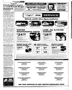 Syracuse Post Standard, February 07, 2005, Page 62