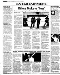Syracuse Post Standard, February 09, 2005, Page 34