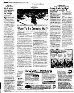 Syracuse Post Standard, February 09, 2005, Page 42