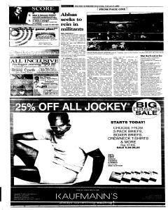 Syracuse Post Standard, February 09, 2005, Page 106