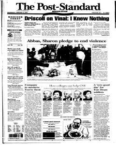 Syracuse Post Standard, February 09, 2005, Page 75