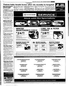 Syracuse Post Standard, February 09, 2005, Page 79