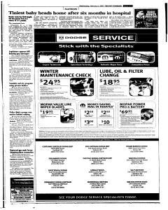 Syracuse Post Standard, February 09, 2005, Page 61