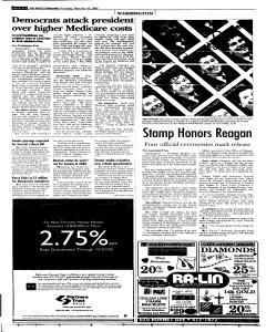 Syracuse Post Standard, February 10, 2005, Page 4
