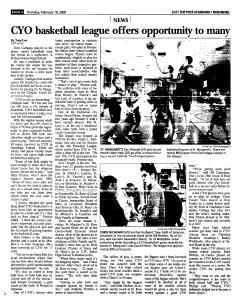 Syracuse Post Standard, February 10, 2005, Page 83