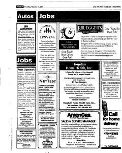 Syracuse Post Standard, February 10, 2005, Page 112