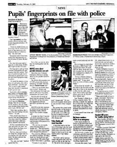 Syracuse Post Standard, February 10, 2005, Page 248
