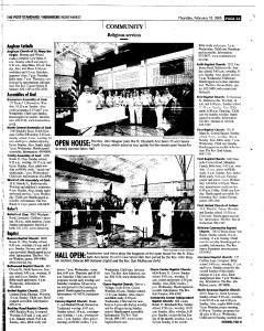 Syracuse Post Standard, February 10, 2005, Page 188