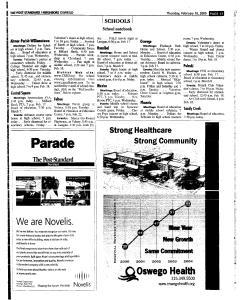 Syracuse Post Standard, February 10, 2005, Page 386
