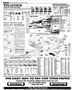 Syracuse Post Standard, February 11, 2005, Page 36