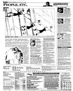 Syracuse Post Standard, February 11, 2005, Page 52