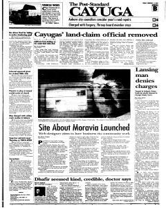 Syracuse Post Standard, February 11, 2005, Page 63