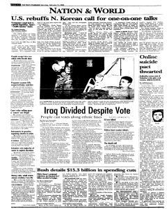 Syracuse Post Standard, February 12, 2005, Page 69