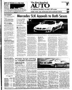 Syracuse Post Standard, February 12, 2005, Page 47