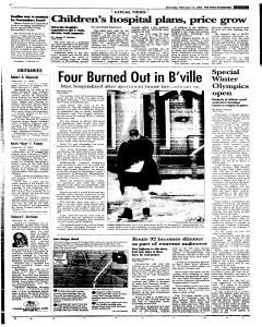Syracuse Post Standard, February 12, 2005, Page 96
