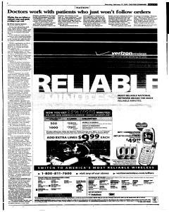 Syracuse Post Standard, February 12, 2005, Page 84