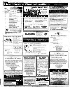 Syracuse Post Standard, February 13, 2005, Page 70