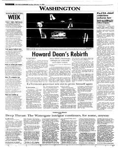 Syracuse Post Standard, February 13, 2005, Page 237