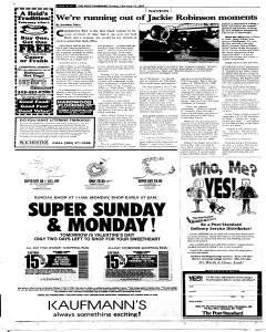 Syracuse Post Standard, February 13, 2005, Page 245