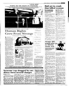 Syracuse Post Standard, February 13, 2005, Page 218