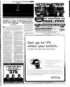 Syracuse Post Standard, February 13, 2005, Page 230
