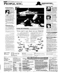 Syracuse Post Standard, February 15, 2005, Page 48